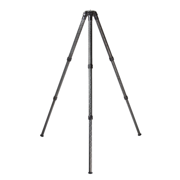 ProMediaGear TR343 PMG Pro Stix 3-Beinsegmente pro Bein, maximal 1,30 m hoch, Karbonstativ