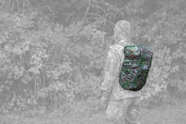 GHOSTHOOD® Backpack-Cover (Rucksacktarnung)