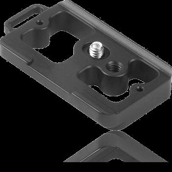 Kirk Schnellwechsel-Kameraplatte PZ-127 für Nikon D700