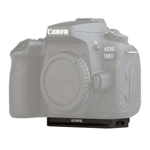 Really Right Stuff B90D - Kameraplatte für Canon EOS 90D