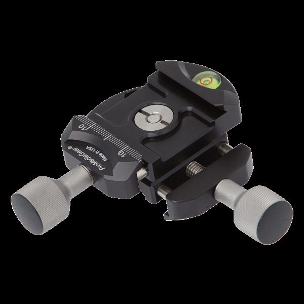 ProMediaGear CD40 Clamp 40 mm Doppel-Schnellwechselklemme Back-to Back