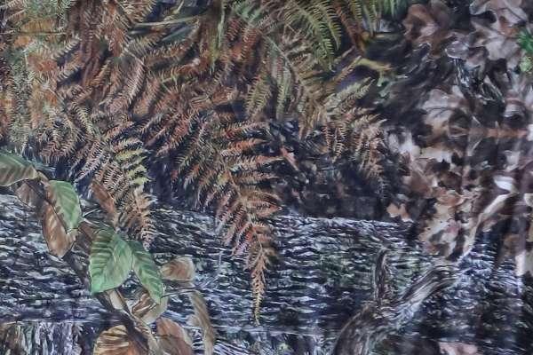Tragopan Tarnstoff All-seasons brown