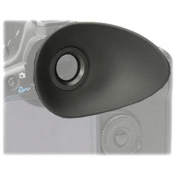 Hoodman Augenmuschel für Canon Kameras mit 18 mm Okular (lang)