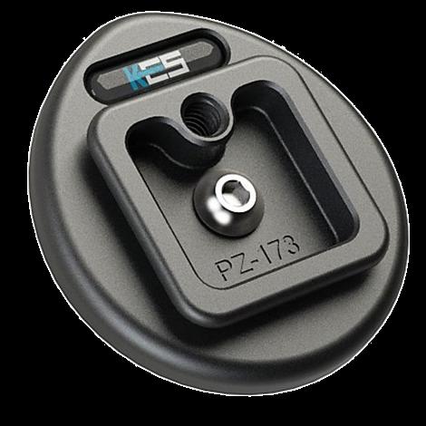 Kirk PZ-173 Schnellwechsel-Kameraplatte für Pentax 645