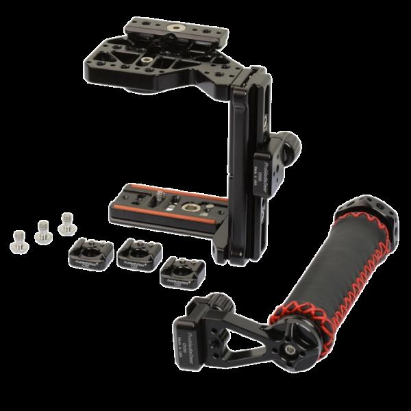 ProMediaGear VRC1K anpassbares C-Cage mit Griff-Kit
