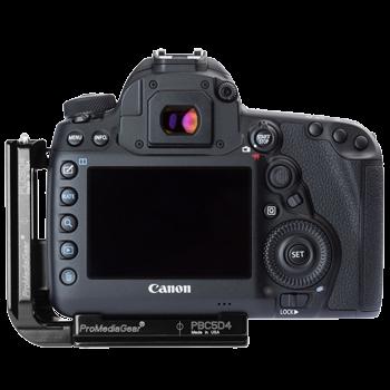ProMediaGear PLC5D4 L-Winkel für die Canon EOS 5D Mark IV