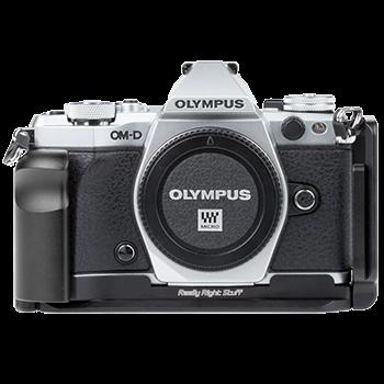Really Right Stuff BOEM52-G: Griff-Komponente für Kameraplatte BOEM52 für Olympus OM-D E-M5 Mark II