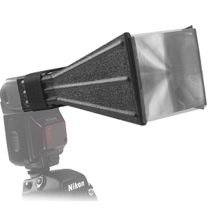 Better Beamer Tele-Blitz-Vorsatz FX-6
