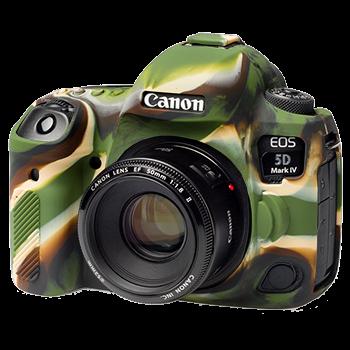 EasyCover Silikonschutzhülle für Canon 5D Mark IV Camouflage