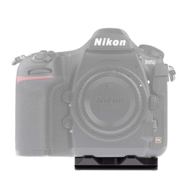 ProMediaGear PBND850- Schnellwechselplatte für Nikon D850