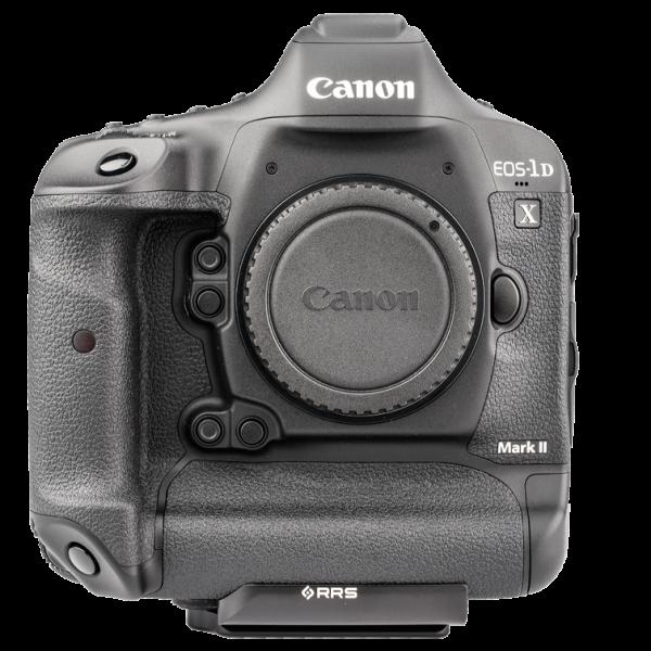 Really Right Stuff B1DXMkII: Schnellwechselplatte für Canon EOS-1D X/EOS-1D X II
