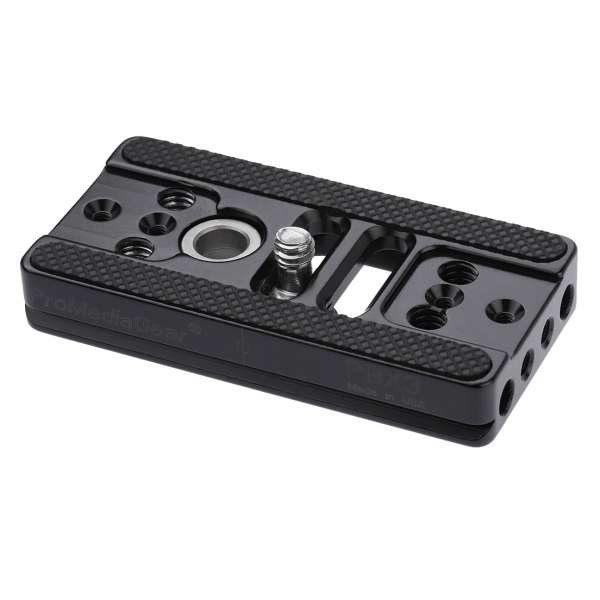 ProMediaGear PBX3-SS2 Universal-Schnellwechselplatte 76 mm