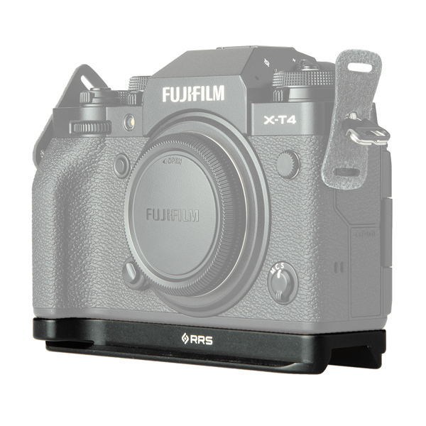 Really Right Stuff BXT4 - Schnellwechselplatte für Fuji X-T4