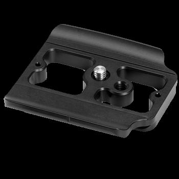 Kirk Schnellwechsel-Kameraplatte PZ-154 für Canon 6D mit BG-E13 oder 70D mit BG-E14