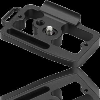 Kirk Schnellwechsel-Kameraplatte PZ-128 für Canon 5D MarkII