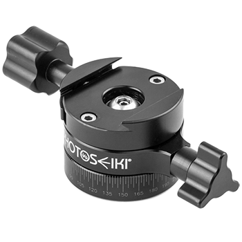 PHOTOSEIKI MP-101 Rotator mit integrierter Klemme