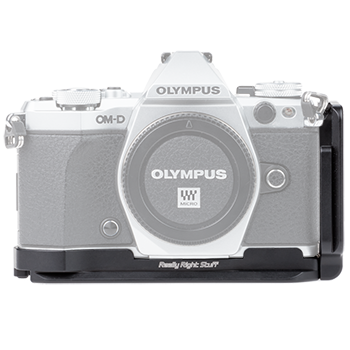 Really Right Stuff BOEM52-L Set Modularer L-Winkel für Olympus OM-D E-M5 Mark II