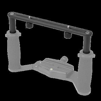 Kirk Bracket Kit 1 Zubehörhalter für den AG-1N mit AG-HK