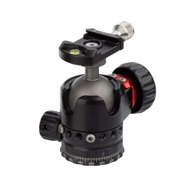 ProMediaGear BH50C40- Kugelkopf mit C40 Schnellwechselklemme