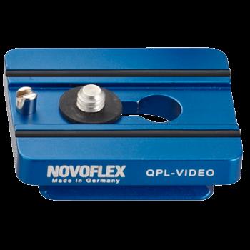 Novoflex Wechselplatte mit Video-Pin