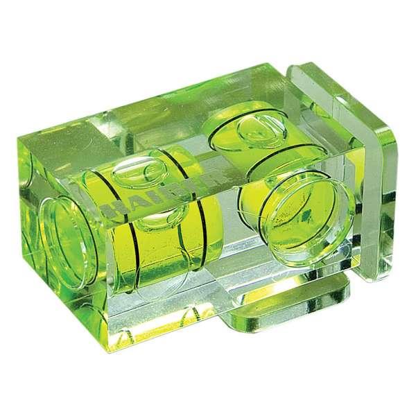 Kamera-Wasserwaage für Blitzschuh