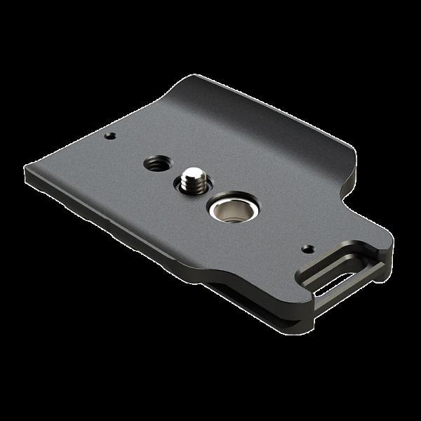 Kirk PZ-177 Schnellwechsel-Kameraplatte für Nikon D850 mit Batteriegriff MB-D18
