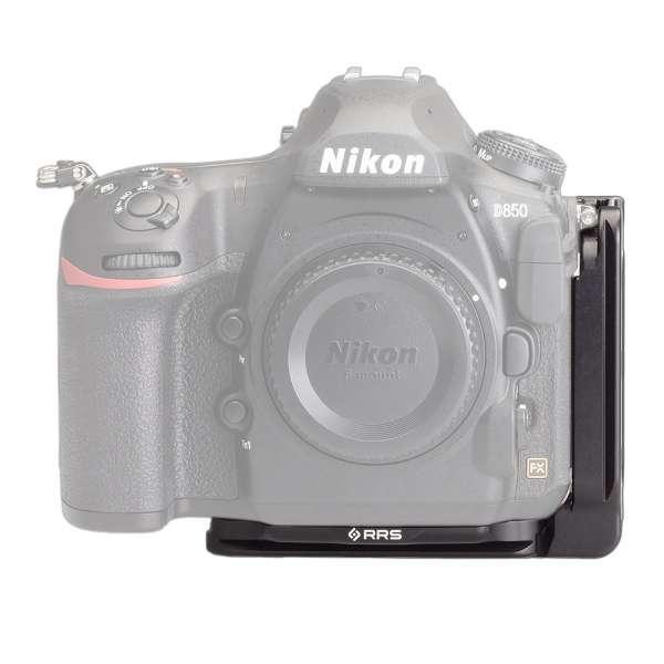 Really Right Stuff BD850-L-Set, modularer L-Winkel für Nikon D850 ohne Batteriegriff