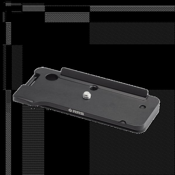 Really Right Stuff B5D3- Schnellwechselplatte für Canon 5D MkIII ohne BG, 5DS / 5DSR
