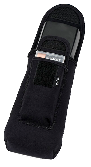 LensCoat™ FlashKeeper™ - black