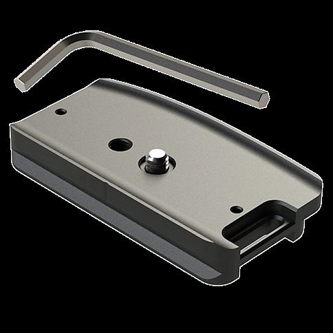 Kirk PZ-175 Schnellwechsel-Kameraplatte für Canon 6D Mark II